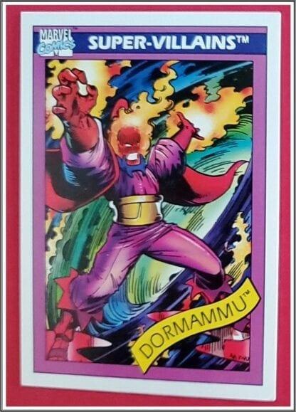"""Dormammu """"Super Villain"""" Marvel"""
