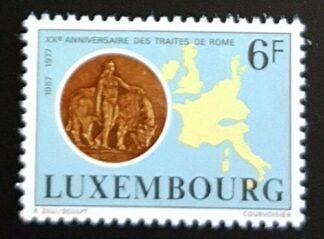 Luxembourg Scott 606