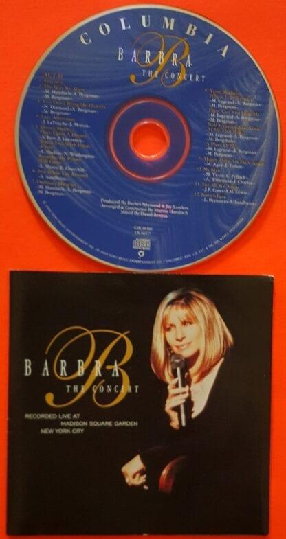 Barbra Streisand Easy Listening Disc 2