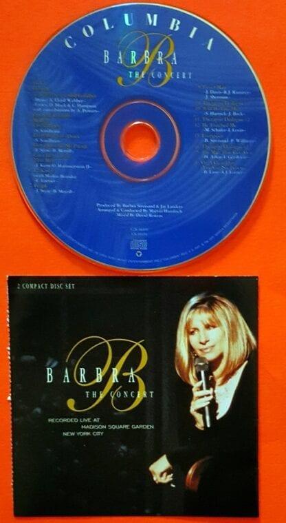 Barbra Streisand Easy Listening