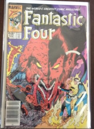 Fantastic Four Issue #277