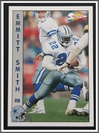 Emmitt Smith Pacific 1992 #68