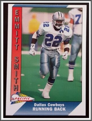 Emmitt Smith Pacific 1991