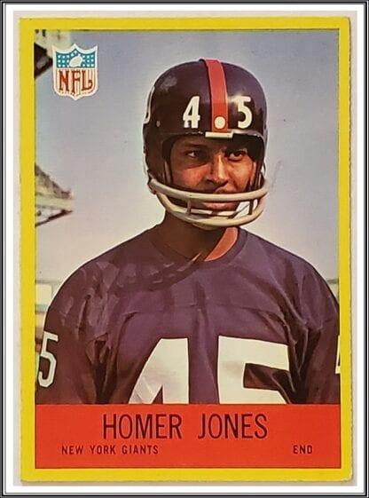Homer Jones Philadelphia 1967