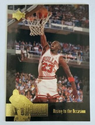 Michael Jordan Upper Deck 1996