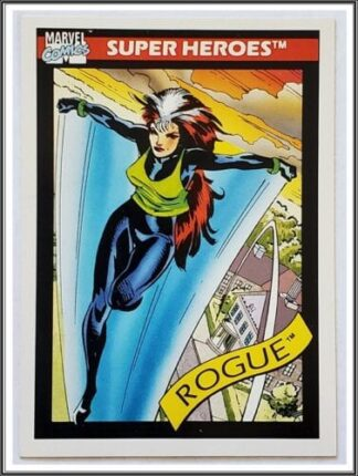 "Rogue ""Super Hero"" Marvel"