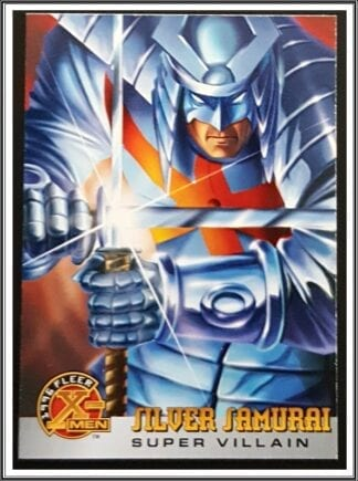 Silver Samurai Fleer 1996