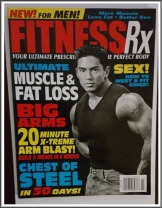 Fitness RX March 2004