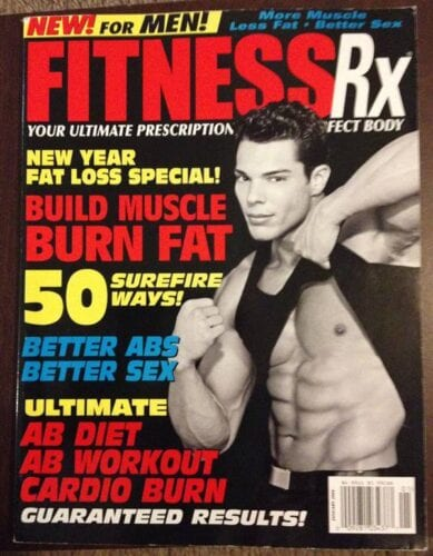 Fitness RX January 2004