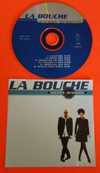 "La Bouche ""Sweet Dreams"" Max Dance"