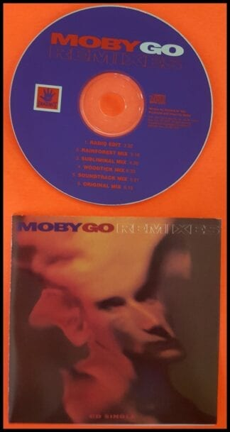 Moby Go Remixes Dance