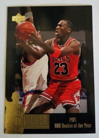 Michael Jordan Upper Deck 1996 Jordan Collection
