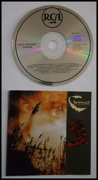Clannad Past Present Used CD
