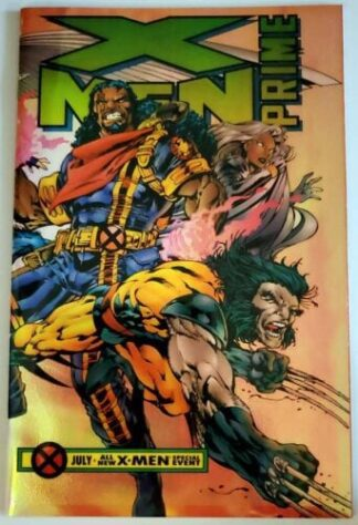 Marvel Comics X-Men Prime July 1995