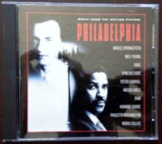 Philadelphia Soundtrack Various Artists