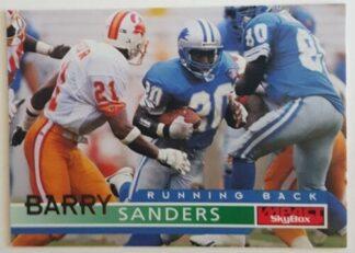 Barry Sanders Skybox1995