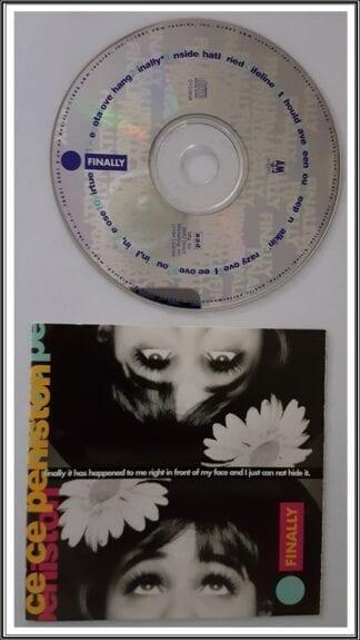 Ce Ce Peniston: Finally Dance Genre Use CD