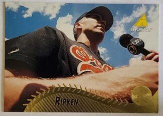 Cal Ripken Pinnacle 1995 MLB Trading Card #204