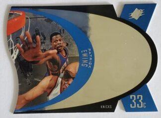 Patrick Ewing Upper Deck SPX 1997 NBA Card #SPX32