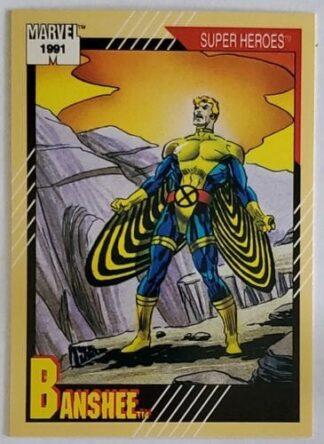 Banshee Marvel 1991