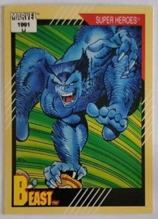 Beast Marvel 1991