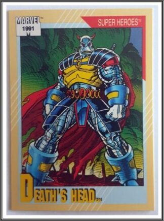 Death's Head Marvel 1991