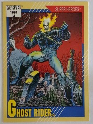 Ghost Rider Marvel 1991