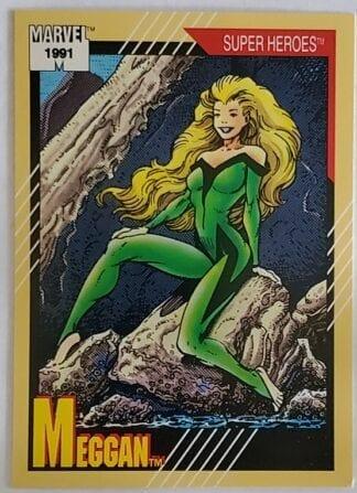 Meggan Marvel 1991