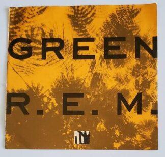 R.E.M: Green Rock Genre Used CD Slim case