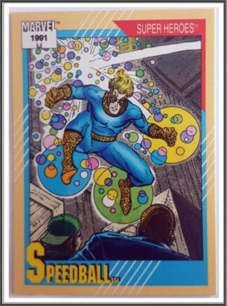 Speedball Marvel 1991