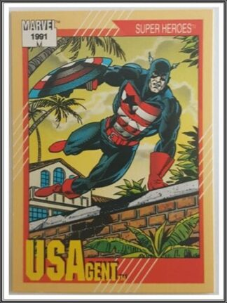 USAgent Marvel 1991
