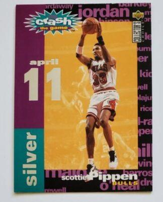 Upper Deck Collector's Choice 1995 NBA Card #C8