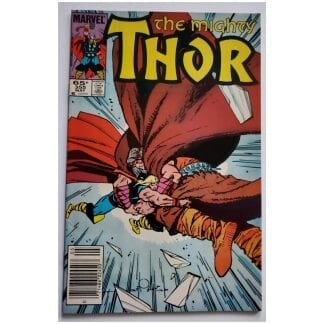 The Mighty Thor May 1985 Issue #355