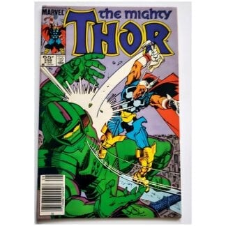 The Mighty Thor August 1985 Issue #358