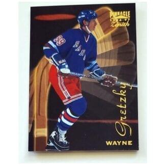 Wayne Gretzky Pinnacle Zenith 1997 NHL Trading Card #13
