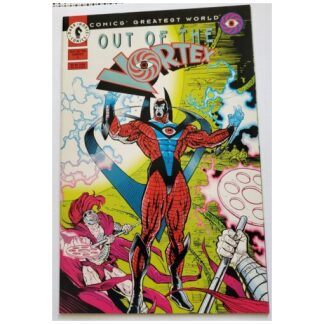 Out Of The Vortex Black Horse Comics Issue #1 October 1993