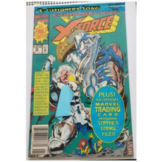 X-Force X-cutioner's Song Part 12